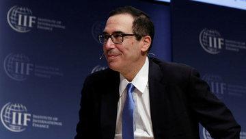Mnuchin: Hazine vergi reformunu yakın bir zamanda yapacak