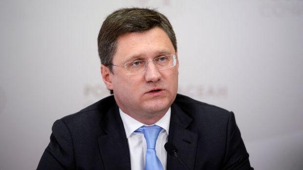 Rusya/Novak: Petrol üretimi kısıntısı Nisan sonuna dek günlük 300 bin varile ulaşacak