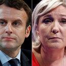 Fransa'da Le Pen ve Macron ikinci turda yarışacak