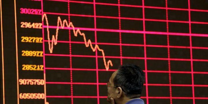 Çin hisselerinde 3 ayın en sert düşüşü