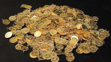 Kapalıçarşı'da altın fiyatları (24.04.2017)
