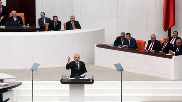 Danıştay'dan CHP'ye ret