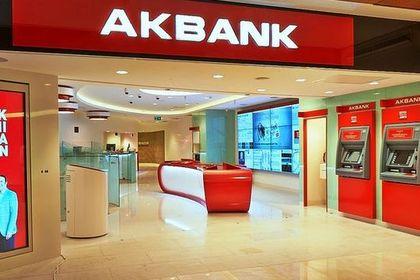 Akbank'ın 1. çeyrek net karı 1.4 milyar TL olar...