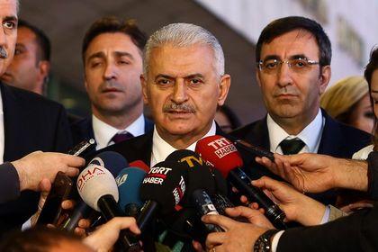 Yıldırım: Türkiye karşıtlığı politikaların AKPM...