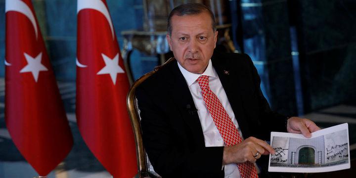 Cumhurbaşkanı Erdoğan'dan Zarrab ve Atilla açıklaması