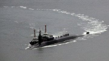 ABD, G. Kore'ye dünyanın en büyük denizaltılarından birin...