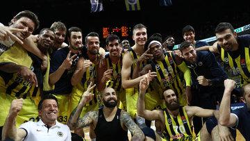 Fenerbahçe 3. kez Dörtlü Final'e kaldı