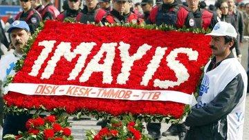 Sendikalar ve odalar 1 Mayıs'ı Bakırköy'de kutlama kararı...