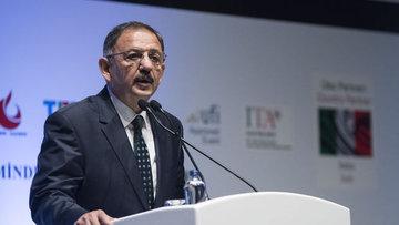 Bakan Özhaseki askeri arazilerle ilgili açıklamalarda bul...