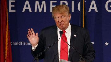 Trump: Cumartesi günü Nafta'dan çıkmaya hazırlanıyordum