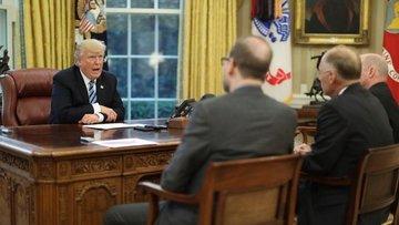 Trump: Nafta'dan çekilme halen mümkün