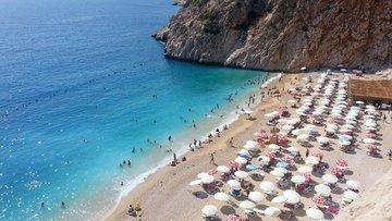 Türkiye'nin turizm gelirleri %17.1 azaldı