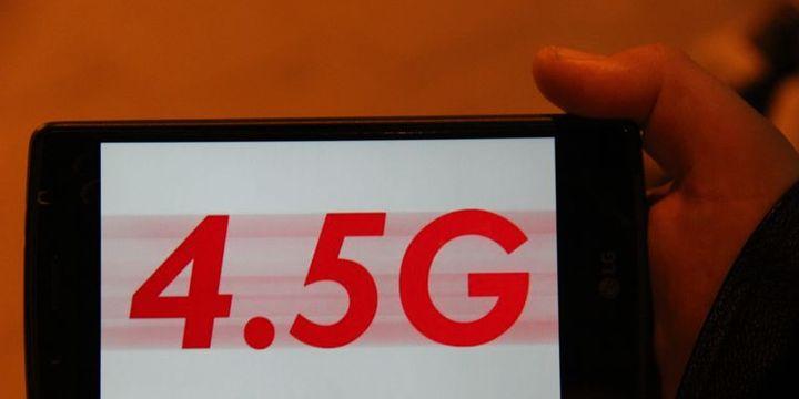 Hazinede 4,5G bereketi