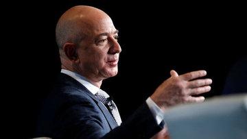 Amazon'un kurucusu Jeff Bezos'un serveti 80 milyar doları...