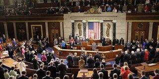 ABD Temsilciler Meclisi geçici bütçeyi onayladı