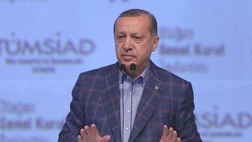 Erdoğan: Yastığınızın altındaki değerleri çıkarın