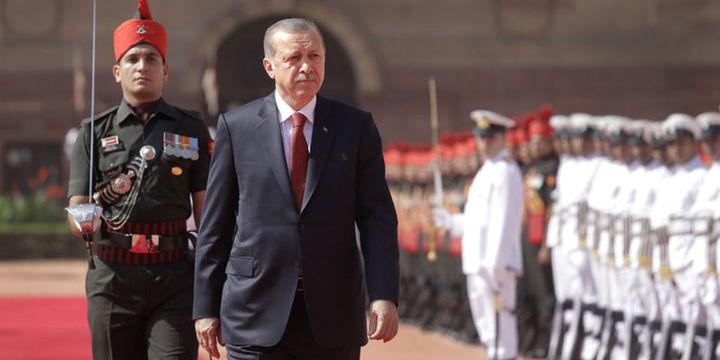 Erdoğan: Hindistan