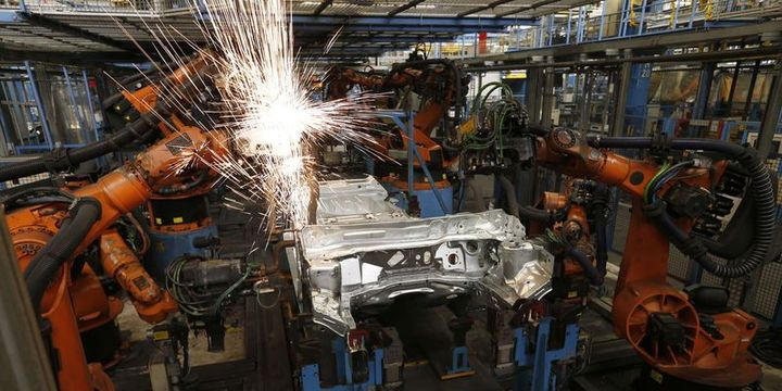 Türkiye imalat PMI Nisan