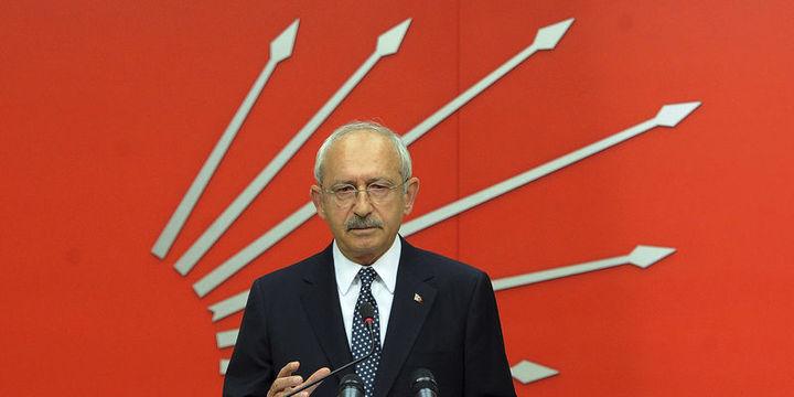 Kılıçdaroğlu: Partisine dönen cumhurbaşkanı artık Türkiye