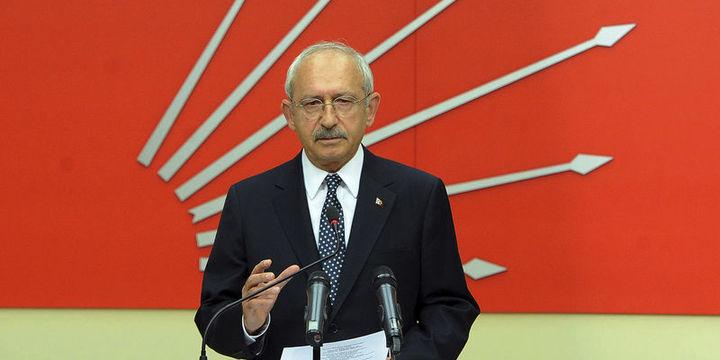Kılıçdaroğlu: Erdoğan