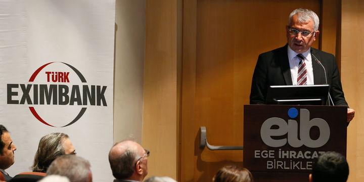 Eximbank/Yıldırım: İhracatçıların faiz yüklerini artırmayı düşünmüyoruz
