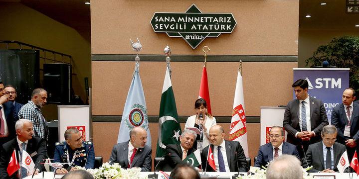 Türkiye ile Pakistan savunmada işbirliğine gidiyor