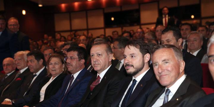 Erdoğan: Enflasyonla mücadele üzerinde