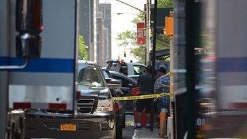 """""""New York'taki kaza terör eylemi değil"""""""