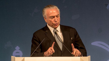 Brezilya Yüksek Mahkemesi Devlet Başkanı'na yolsuzluk sor...