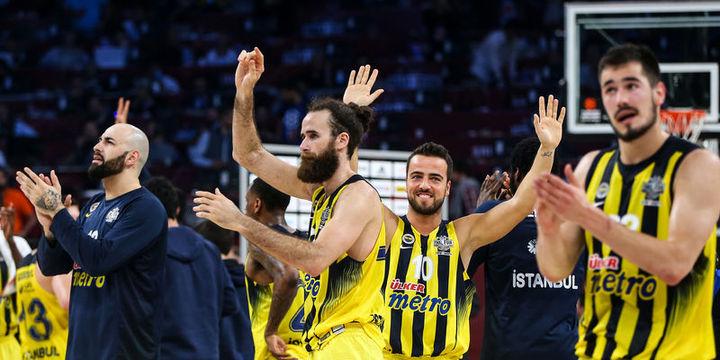 Fenerbahçe yine finalde