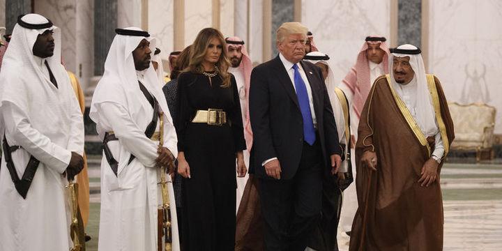 Trump'ın Riyad ziyareti: 3 zirve ve 380 milyar dolarlık anlaşma