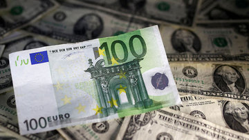 """Euro """"Merkel"""" ile 6 ayın zirvesine tırmandı"""