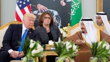 Trump'ın Riyad ziyareti: 3 zirve ve 380 milyar dolarlık a...