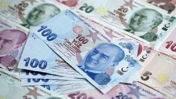 Merkezi yönetim brüt borç stoku 794,5 milyar lira oldu