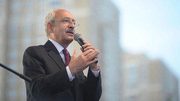 Kılıçdaroğlu: Türkiye Avrupa'nın en büyük kara para aklay...