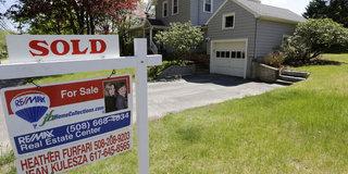 ABD'de yeni konut satışları Nisan'da sert düştü