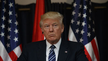 Trump'ın 2018 bütçesi Kongre'ye sunuldu