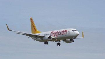 Pegasus 93,8 milyon dolarlık uçak sattı