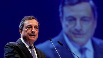AMB/Draghi: AMB tedbirli kalmayı sürdürüyor