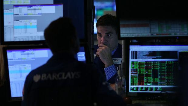 """ABD hisseleri """"Fed"""" öncesi yükseldi"""