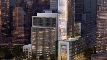 Yeni Türkevi Binası New York'un ikonik binalarından olacak