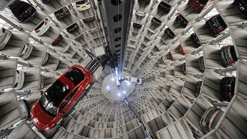 Avrupa otomotiv pazarı yüzde 4,4 büyüdü