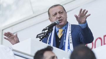 Erdoğan: Arena ismini statlardan kaldıracağız