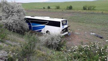 Ankara Kalecik'te trafik kazası: 8 ölü