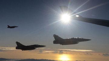 Havada ABD-Çin gerginliği