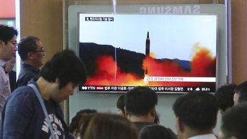 Kuzey Kore bir balistik füze denemesi daha yaptı