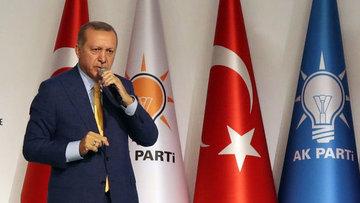 AK Parti MKYK, Erdoğan başkanlığında toplanıyor