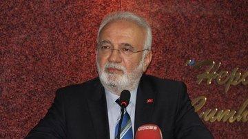 Elitaş: Erdoğan uygun görürse grup toplantısında konuşacak