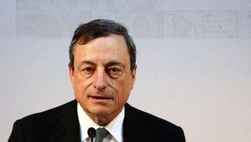"""Draghi """"sıkılaştırma"""" konusunda enflasyonu işaret edebilir"""