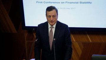 Draghi: Euro Bölgesi'nin hala çok genişlemeci koşullara i...